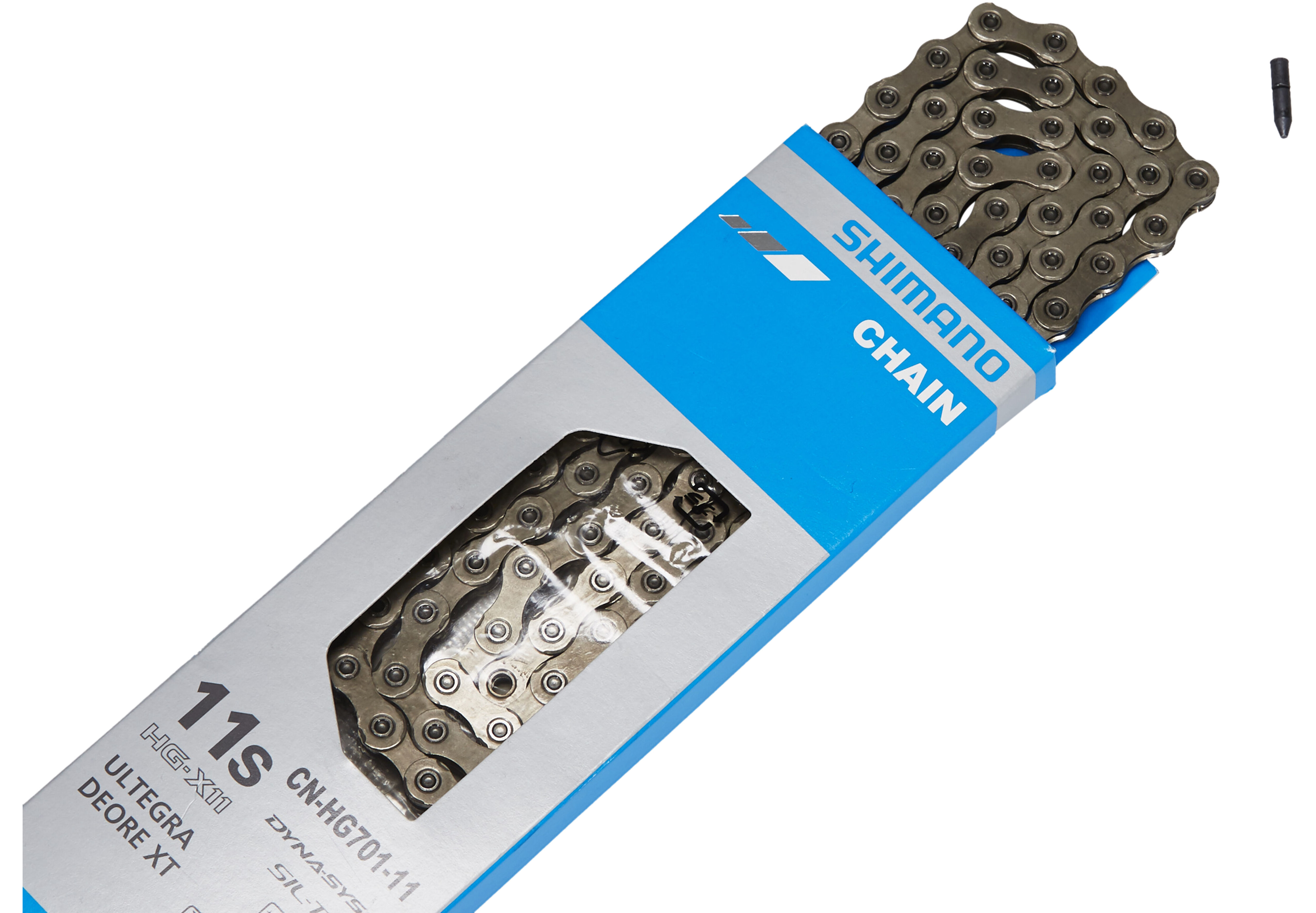 db72dfcb5f1 Shimano Ultegra / XT CN-HG701 Bicycle Chain eleven levels silver at ...